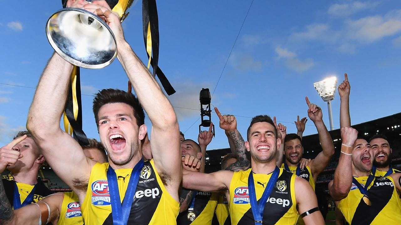 2018 AFL Grand Final Winners