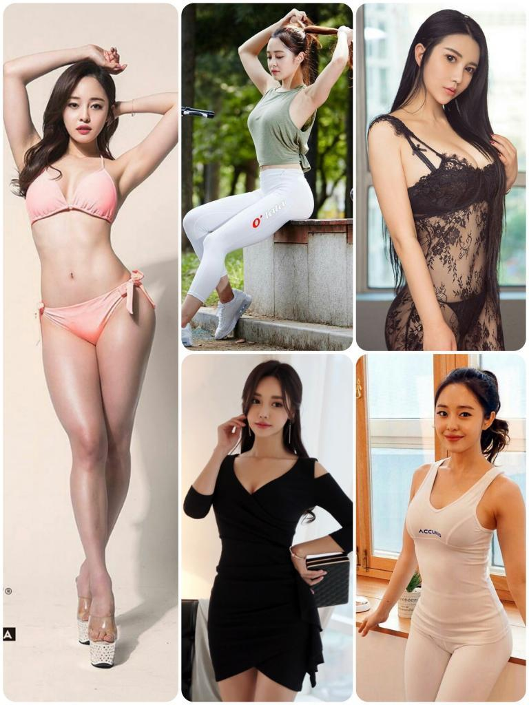 Choi Seol Hwa hot sports babes
